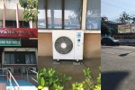 สำนักงาน พิสูจน์หลักฐาน สถานีตำรวจภูธรเมืองชลบุรี ติดตั้งแอร์ AMENA จำนวน 20 ชุด